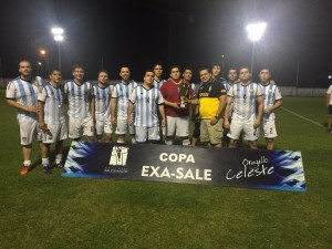 2003 C Vicecampeón del torneo clausura de la categoría Primera.